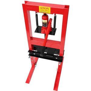 PRESSE Presse d'atelier hydraulique, 6 Tonnes avec piston