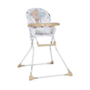 CHAISE HAUTE  Chaise haute pour bébé BOBO Beige Lorelli