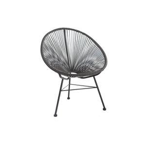 fauteuil fil de resine achat vente pas cher. Black Bedroom Furniture Sets. Home Design Ideas