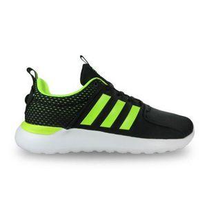 Adidas - Chaussure Cloudfoam Lite Racer adidas neo - (noir - 39 1/3) Noir Noir - Achat / Vente basket  - Soldes* dès le 27 juin ! Cdiscount