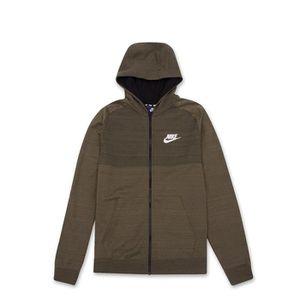 SWEATSHIRT Sweat à capuche Nike Sportswear Advance 15 Full Zi 729c6b5896c7