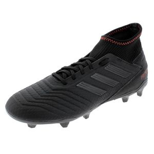 detailed look 70e77 31836 CHAUSSURES DE FOOTBALL PREDATOR 19.3 FG SCARPINI CALCIO UOMO NERI D97942 ...