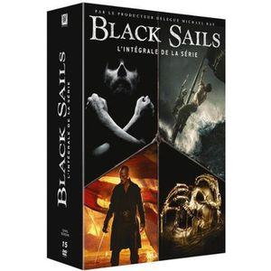 DVD SÉRIE Black Sails - L'intégrale de la série (Saisons 1 à