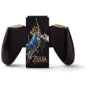 ADAPTATEUR MANETTE Nintendo Switch Poignée ergonomique - Zelda Breath
