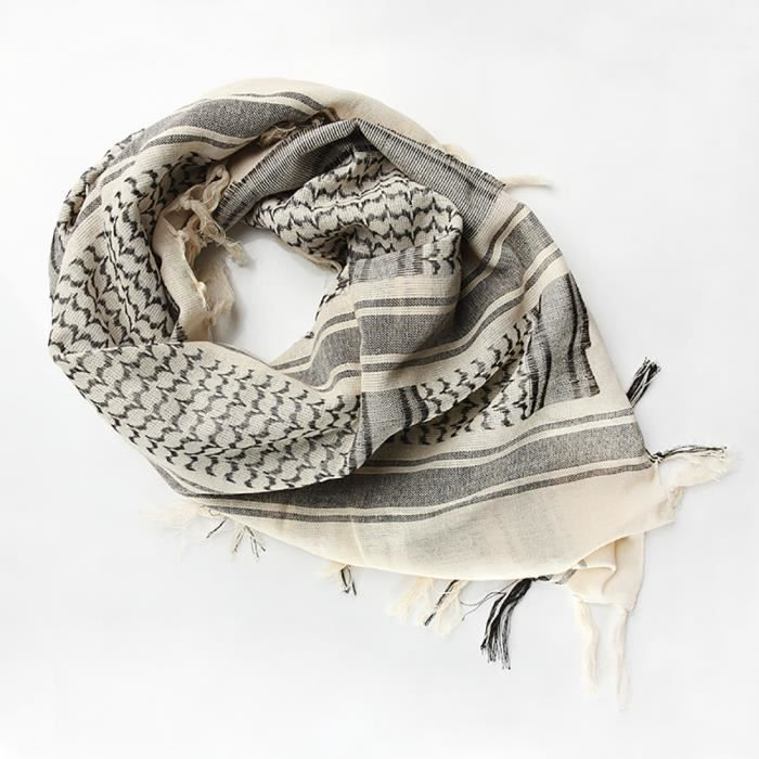 Hommes militaires foulards arabes Tactical Desert Army KeffIyeh ... c6017bb9d32