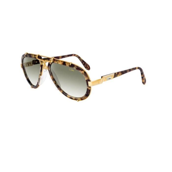 lunette de soleil CAZAL 642 Ecailles Clair Taille - Taille unique, Couleur - Beige