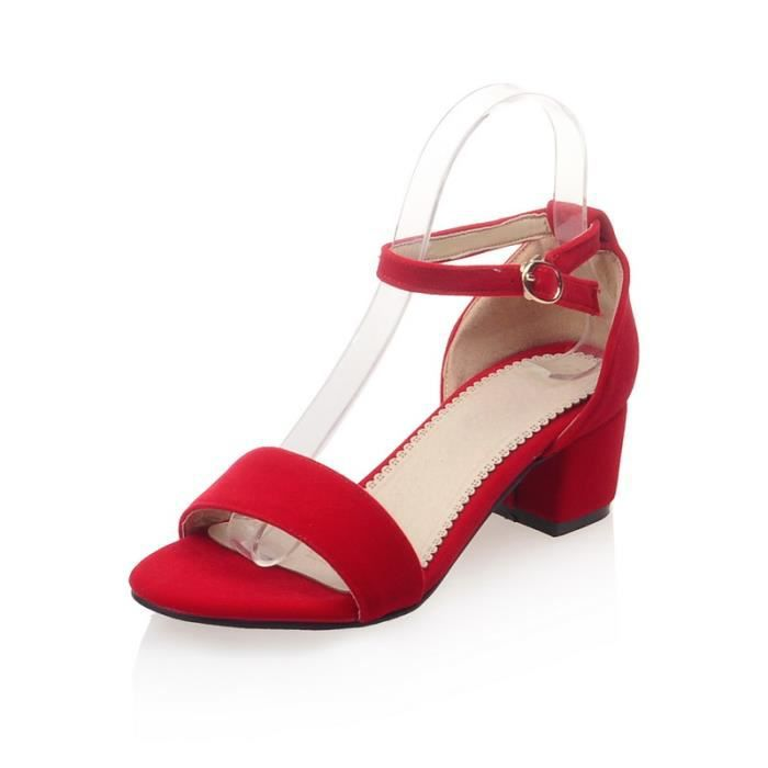 Chaussures Hox rouges Sexy femme XdWPNiXbE
