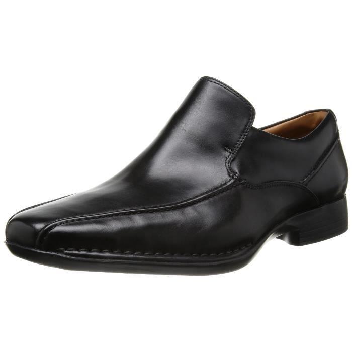 91a87691b0d Clarks chaussures mocassins pour hommes chaussures francis flight en ...