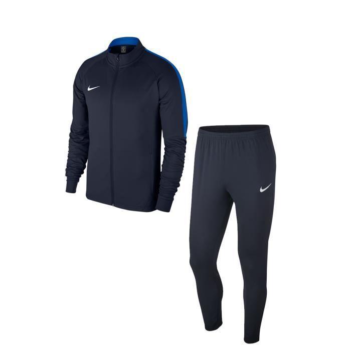 f20603eb5caf0 Ensemble de survêtement Nike Knit Tracksuit Academy 18 Pour Homme ...