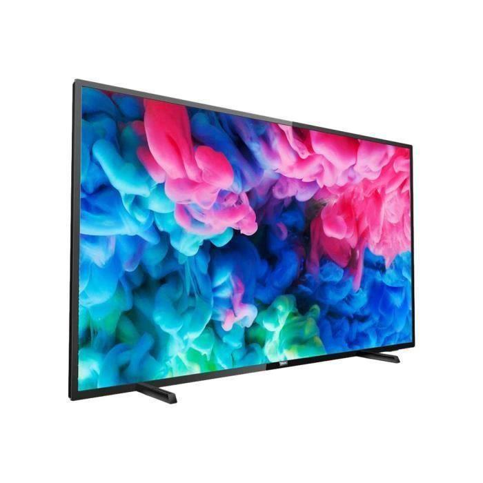 """Téléviseur LED Philips 65PUS6503 Classe 65"""" 6500 Series TV LED Sm"""