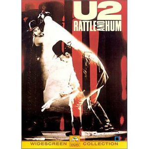DVD MUSICAL DVD U2 rattle and hum, le film