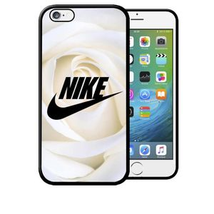 coque iphone 7 plus nike motif roses blanches swag etui housse bumper neuf sous blister achat. Black Bedroom Furniture Sets. Home Design Ideas