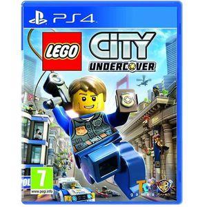 JEU PS4 LEGO City Undercover (PS4)
