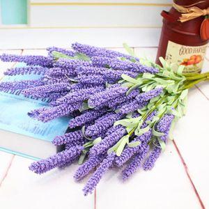 FLEUR ARTIFICIELLE 10pcs Bouquet de fleur artificielle mariage, Fleur