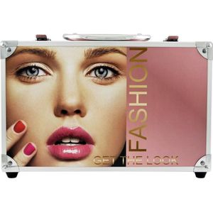 PALETTE DE MAQUILLAGE  Gloss! Mallette de Maquillage Beauty Box Fashion -