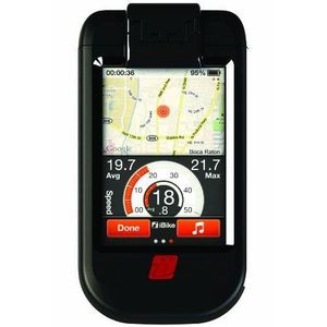 FIXATION - SUPPORT Ibike Support Iphone/Ipod Touch pour vélo Cardi…