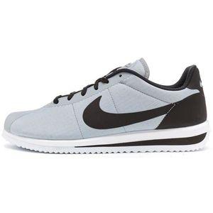 Nike Cortez Ultra Raiders Formateurs Baskets en Wolf Gris & Noir 833142 004 [UK 10  EU 45] Gris Gris - Achat / Vente basket  - Soldes* dès le 27 juin ! Cdiscount