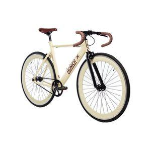 VÉLO DE VILLE - PLAGE Vélo Fixie MUNICH CASUAL Moma Bikes fixed gear & s