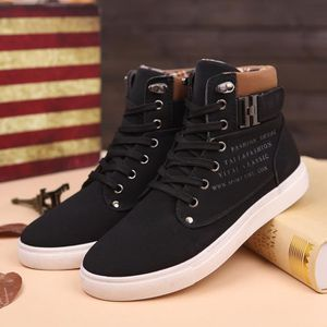 BASKET Veberge@Mode Hommes Oxfords Casual Chaussures mont