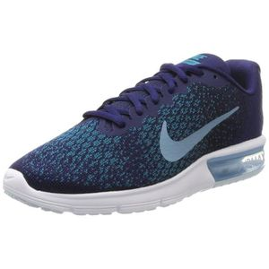new product ff484 e3767 CHAUSSURES DE RUNNING NIKE Air Max Sequent Running Shoe 1OXV8C Taille-40 ...