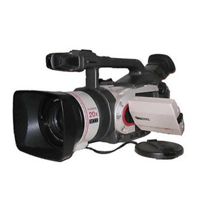 CAMÉSCOPE NUMÉRIQUE Canon DM-XM1 Caméscope