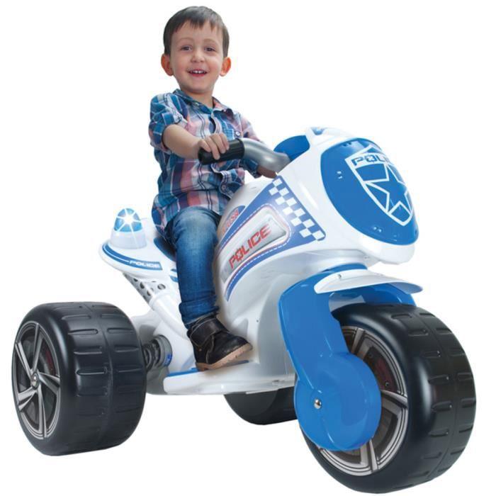 Moto police enfant achat vente jeux et jouets pas chers - Jeux de motos de police ...