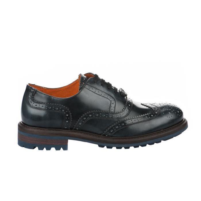 Chaussures à lacet homme - AMBITIOUS - Gris anthracite - HAMPTON - Millim PTmTQtR