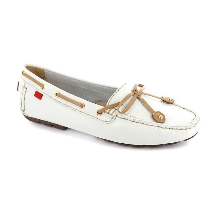Womens Genuine Leather Made In Brazil Casual Cypress Hill Driver Marc Joseph QPD20 Taille-40 1-2 2iZutgjv
