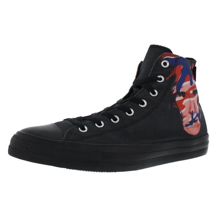 BASKET Converse Unisexe Chuck Taylor All Star Andy Warhol