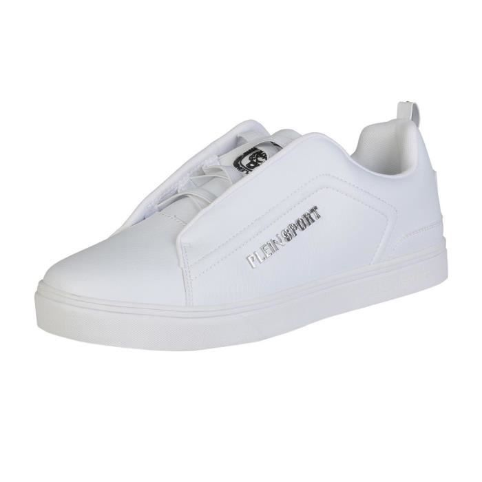Plein Sport - baskets / Sneakers basses - Blanc lBy3tZ