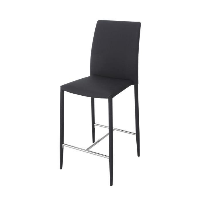 chaise de bar 65 cm affordable chaise with chaise de bar 65 cm latest cool tabouret de bar cm. Black Bedroom Furniture Sets. Home Design Ideas