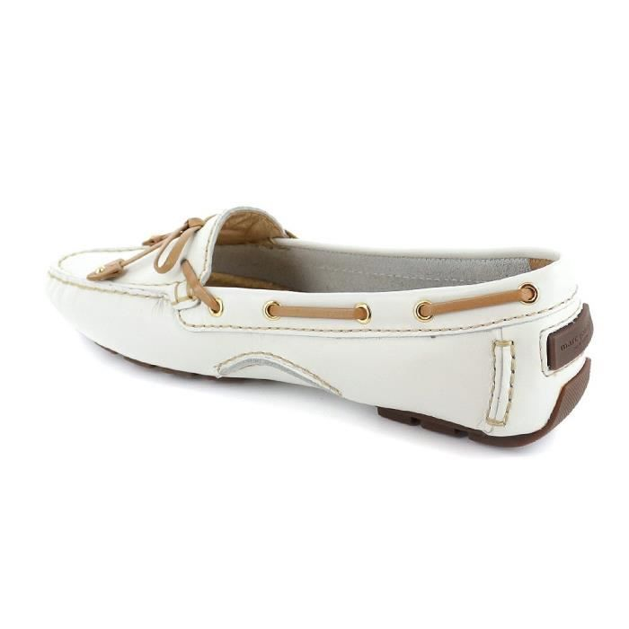 Womens Genuine Leather Made In Brazil Casual Cypress Hill Driver Marc Joseph NBGDX Taille-36 1-2