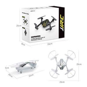 DRONE Fricemarke ®JJRC H44 Elfie pliable Pocket Drone Mi