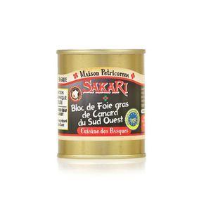 FOIE GRAS Bloc de Foie Gras de Canard 130 g