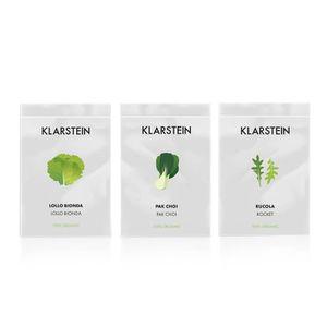 HYDROPONIQUE - NFT Klarstein GrowIt Seeds Salad - 3 lots de graines p