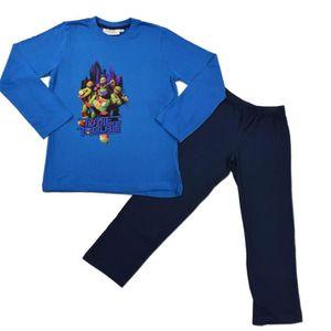 CHEMISE DE NUIT Pyjama long Les Tortues Ninja