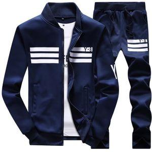 8db055b474a99 2018 grande veste de baseball à manches longues casual sport costume taille  des nouveaux hommes de