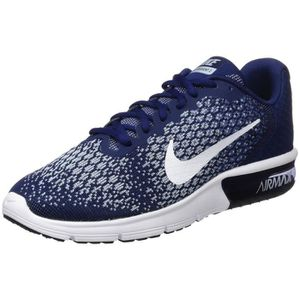 super populaire 85b44 222f9 NIKE Air Max Sequent Running Shoe 1M71WF Taille-42 1-2