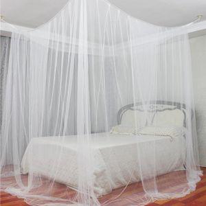 MOUSTIQUAIRE DE LIT AVANC Moustiquaire de Lit Baldaquin Voile Arceau C 0595a5fa7638