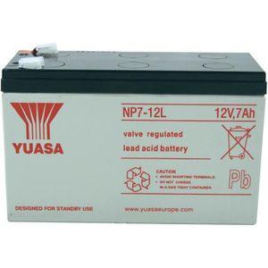 BATTERIE DOMOTIQUE Batterie plomb 12 V 7 Ah Yuasa NP7-12 L