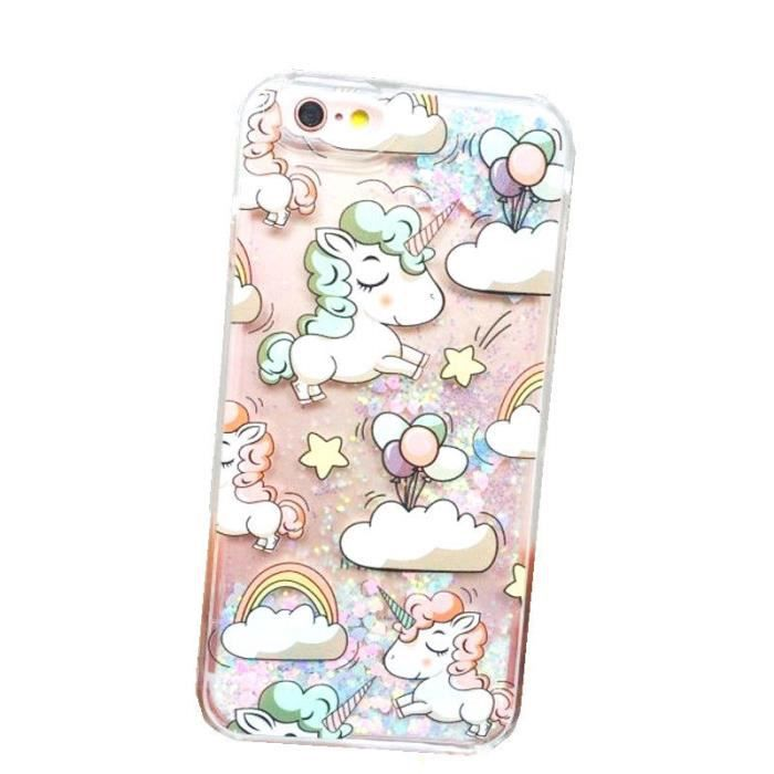 coque unicorn iphone 6