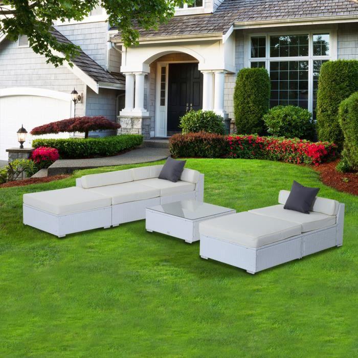 canape jardin angle achat vente canape jardin angle pas cher soldes d s le 10 janvier. Black Bedroom Furniture Sets. Home Design Ideas
