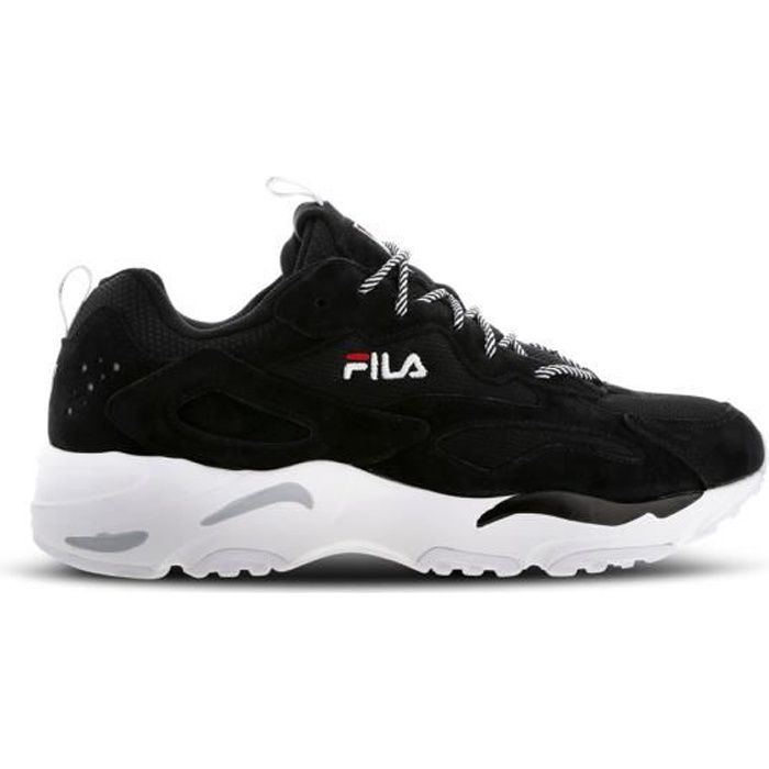 Fila - Ray Tracer Chaussures Sneakers Homme Black - (40.5 EU)