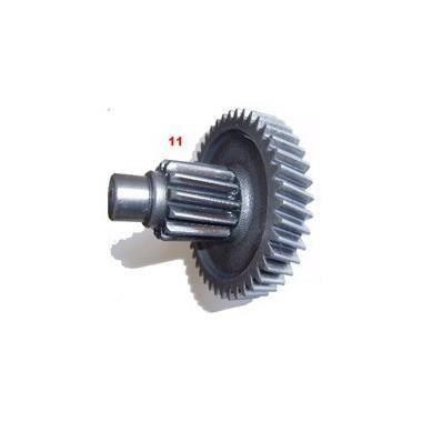 Engrenage transmission embrayage GY6 125