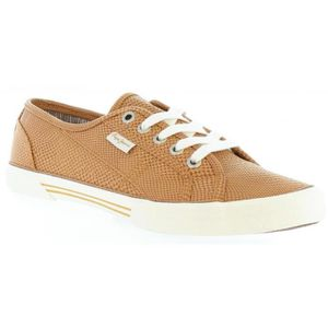 PEPE 877 JEANS Chaussures PLS30347 Femme BROWN pour NUT ABERLADY 1qYwEpY