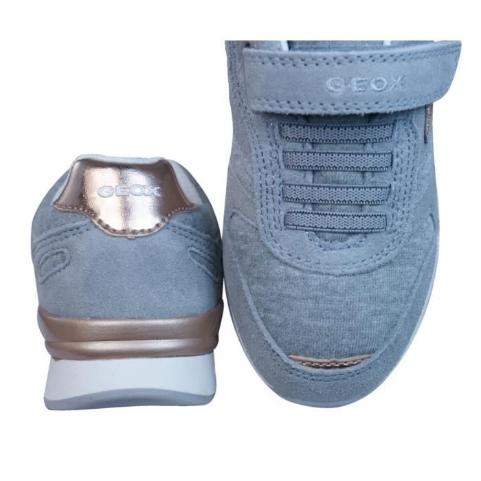 Geox J Maisie G Filles Sneakers Grey 9