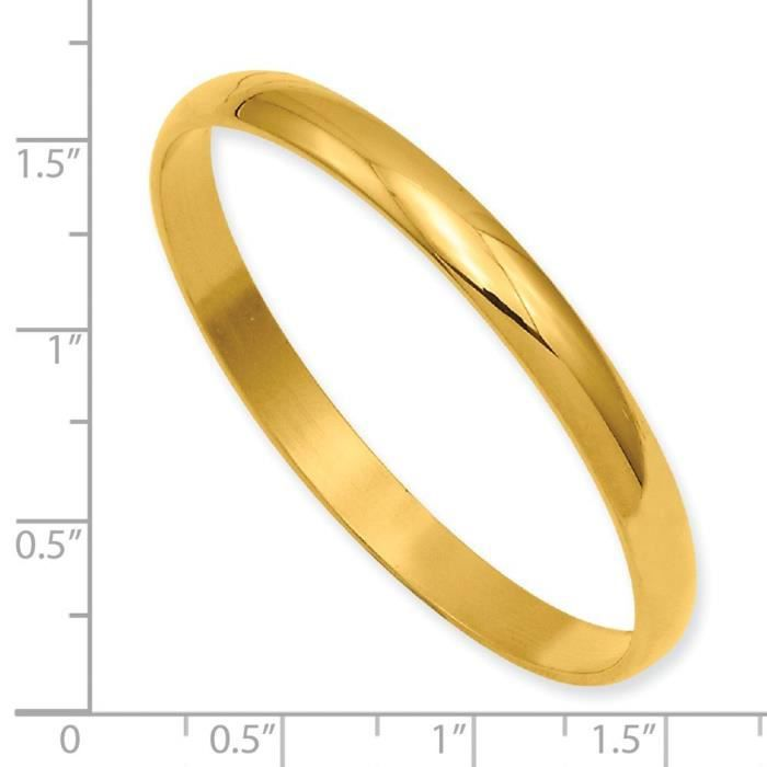 Womens Gold Plated Kelly Waters Baby Slip On Bangle Bracelet Cuff Expandable Stackable Fashion Jew ZCU2R
