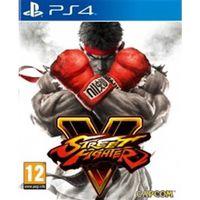 JEU PS4 Street Fighter V (PS4)