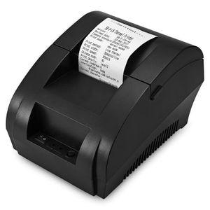 IMPRIMANTE NOIR ZJIANG ZJ - 5890K - Machine de reçu thermique