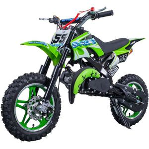 MOTO E-ROAD Dirt Bike Pocket Cross 49.9 cc - Vert